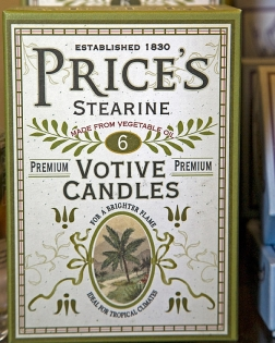 stearine candles