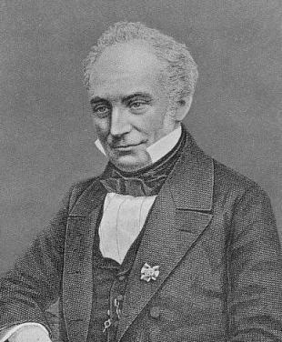 Franz Bopp (1791-1867), from Imagines philologorum (1911)