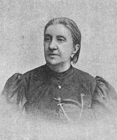Mariia Konstantinovna Tsebrikova (1835-March 1917)