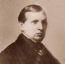 The academic Fedor Buslaev (1818-1897), to whom Pisemskii wrote in 1877